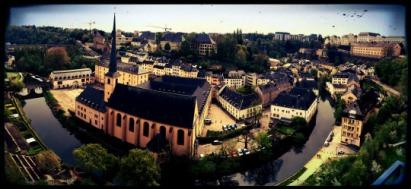 Luxemburg - Grund