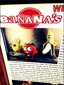 Luxemburg Bananas