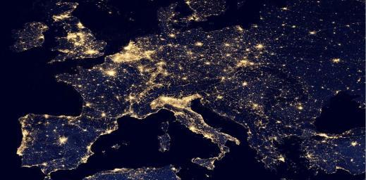 Iluminación en Alemania